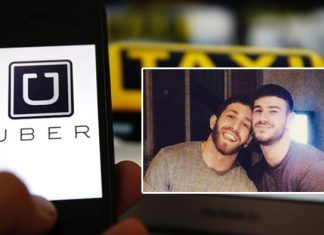 uber driver kicks gay couple