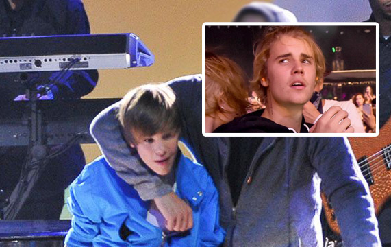 Justin Bieber Put In A Headlock And Kicked Out Of Coachella