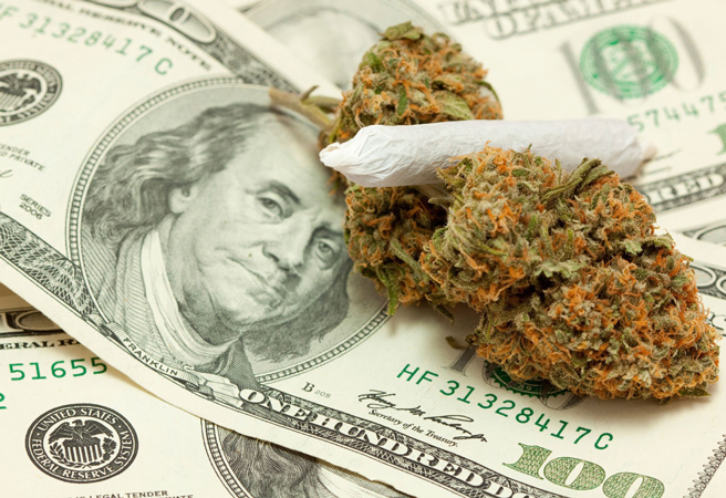 Research Study Pays $1,000 Per Week To Smoke Weed