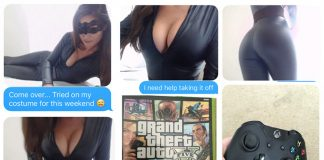 gta player rejects catwoman girlfriend