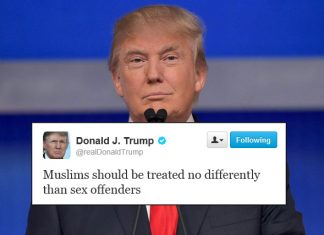 tweet about muslims