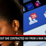 Woman Contracted HIV drom date