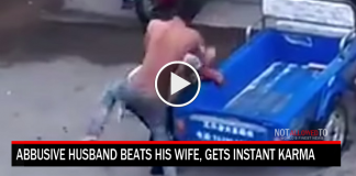 beating wife