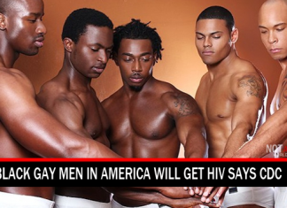 black gay men