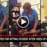 student abused by teacher