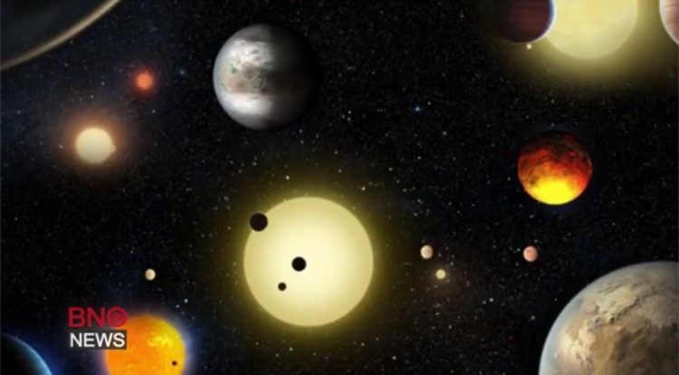 discovery of new planet