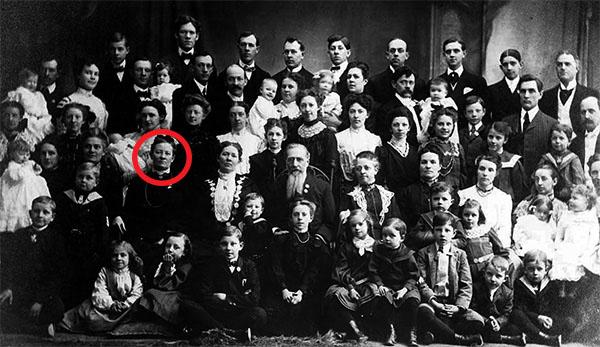 Feodor Vassilyev First Wife
