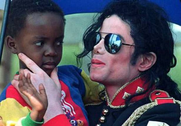 Police Shared Michael Jackson's Child P0RNOGRAPHIC Collection - TheNoChill (1)