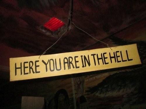 Wang Saen Suk Hell Buddhist Hell Garden in Thailand - TheNoChill (6)