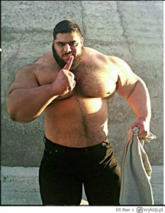 the middle eastern Hercules