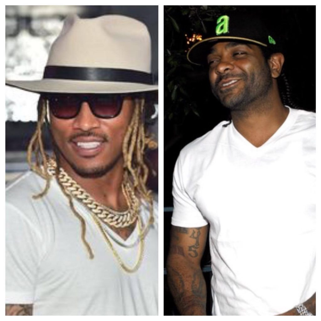 Rapper Future hospitalized After Mistaking Jim Jones as Russell Wilson at Atlanta Strip Club (1)