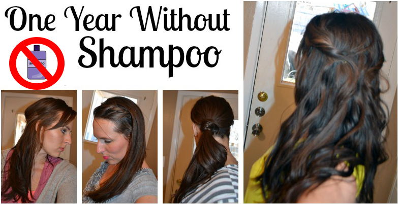 This Is What Happens If You Stop Using Shampoo For A Year  Shocking
