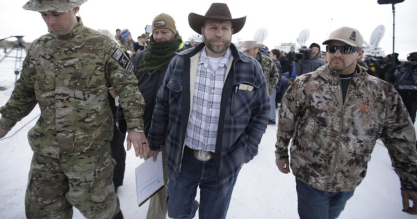 Militia leader, John C. McCaullagh, says illegal Americans attempting to cross the border will face deadly cold temperatures and dangerous predators